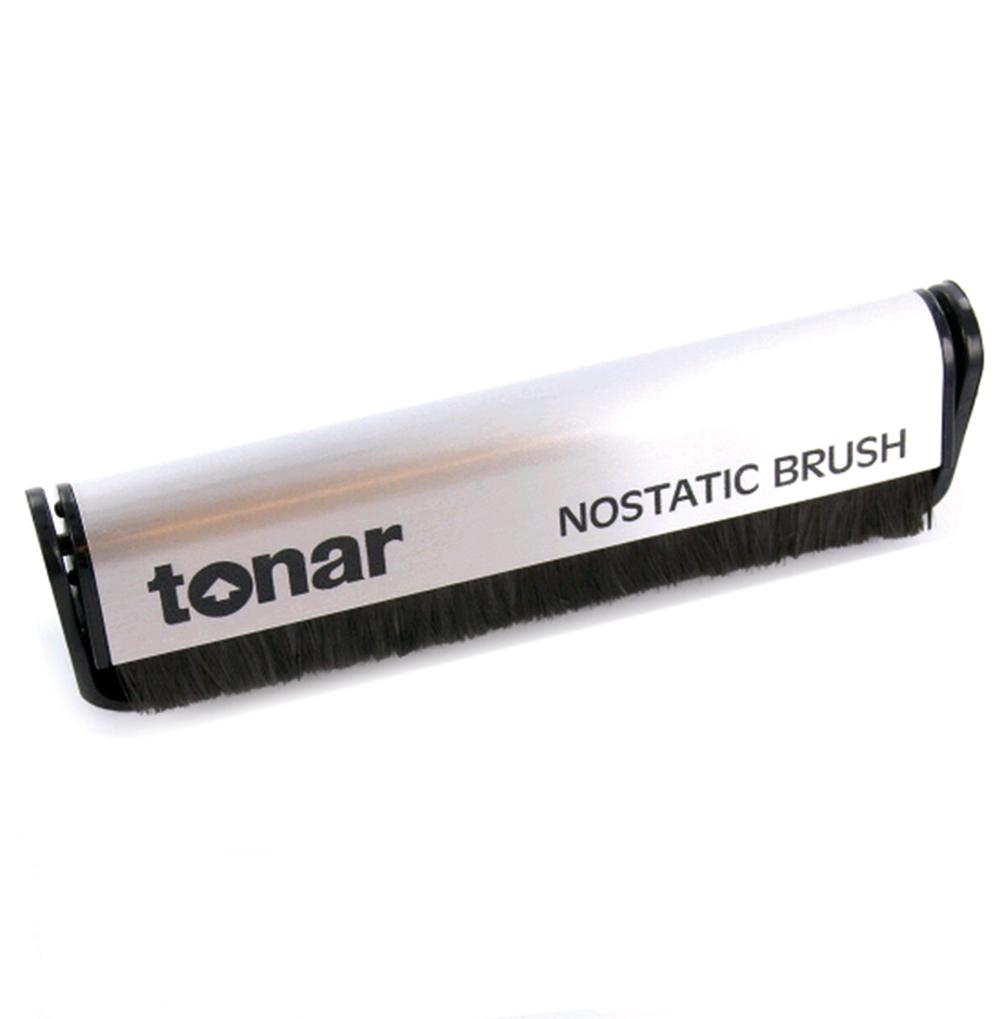 Tonar Nostatic carbon platenborstel