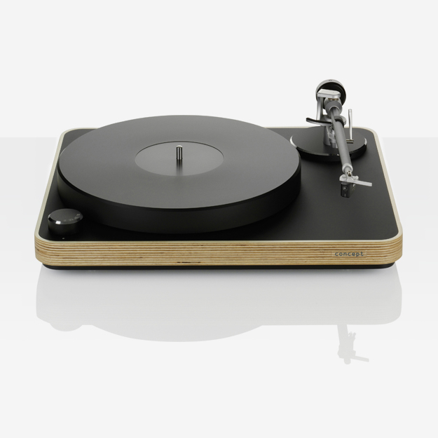 Clearaudio Concept Wood Platenspeler