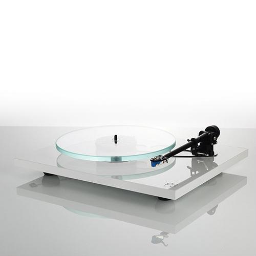 Rega Planar 3 platenspeler hoogglans wit/ gloss white