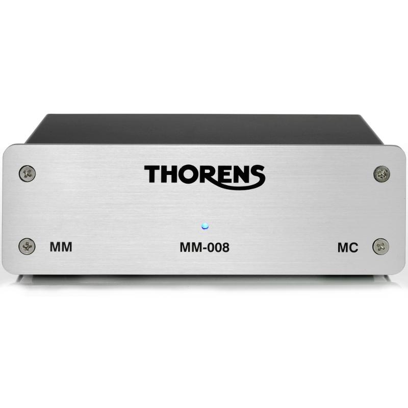 Thorens MM 008 phono voorversterker voorkant