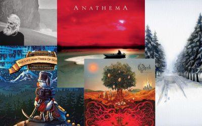 Vijf van de mooiste albumhoezen ooit gemaakt