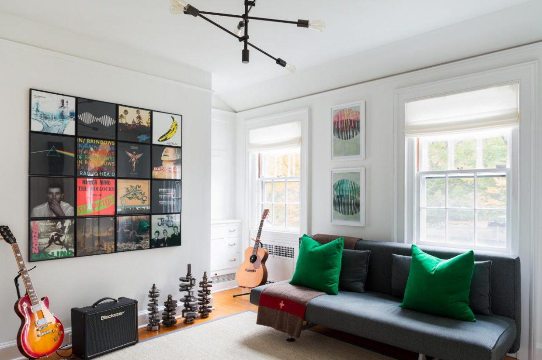 Aan De Muur : Je favoriete albums aan de muur lpspeler