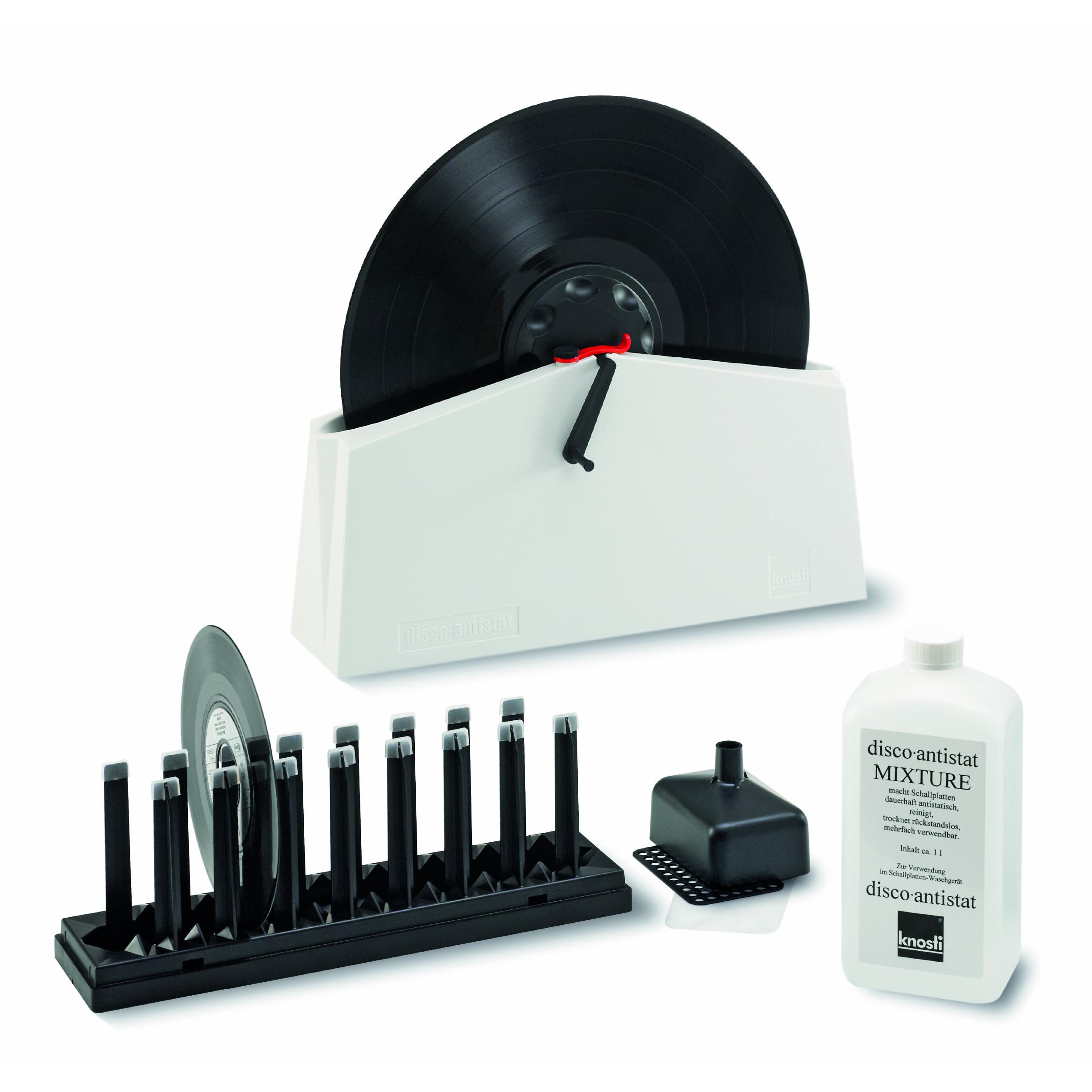 knosti disco antistat generation II platenwasmachine