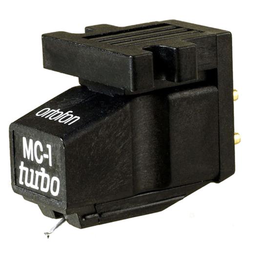 Ortofon MC-1 Turbo High Output Platenspeler element