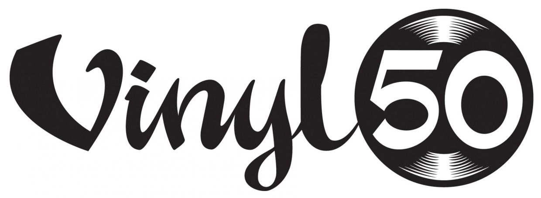 Vinyl50 logo