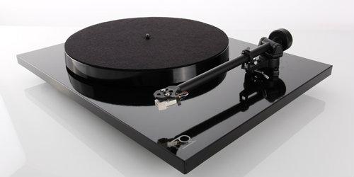 Rega Planar 1 platenspeler zwart
