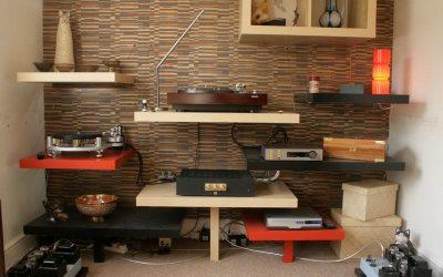 Ikea: prachtige oplossingen voor een vinylfanaat