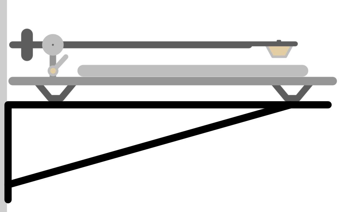 Het plaatsen van een platenspeler: wall-mount of tafel?