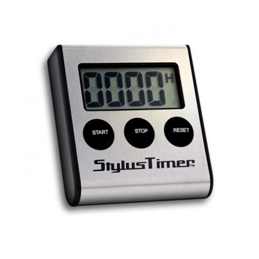Stylus Timer Platenspeler Stopwatch